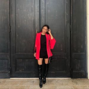 Other - 2 Pc Red Suit